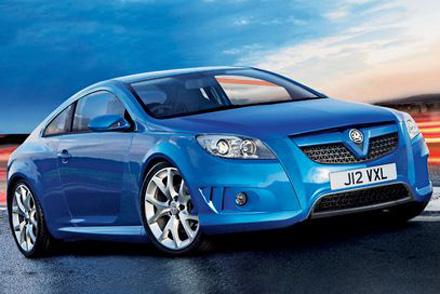 Nowy Opel Calibra