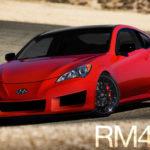RMR RM460 Genesis Coupe