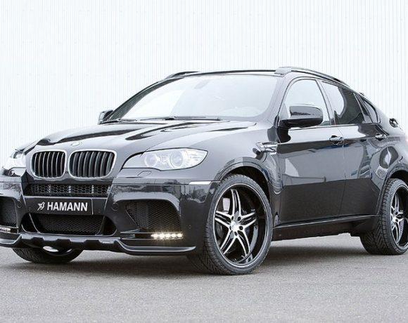 BMW X6M Hamann