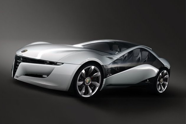 Alfa Romeo Pandion Bertone Concept