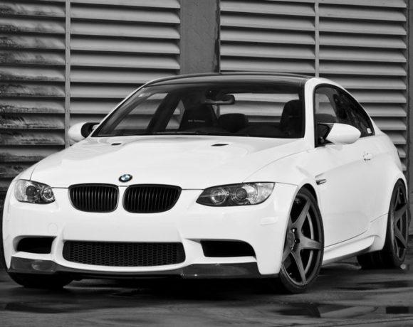 BMW M3 Avus