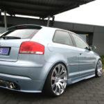 Audi A3 JMS Racelook
