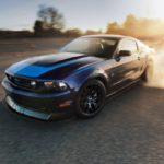 Pakiet RTR dla Forda Mustanga