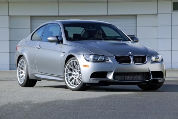 Bmw M3 Frozen Gray Edition Oficjalnie Auto Blogpl