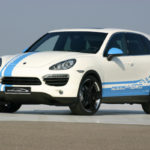 Porsche Cayenne Hybrid od SpeedART