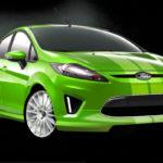 Osiem razy Ford Fiesta na SEMA Show