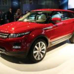 Range Rover Evoque 5D