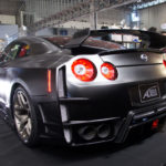 Nissan GT-R od Axell Auto