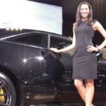 Polskie i nie tylko, dziewczyny Chicago Auto Show
