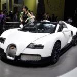 Bugatti Veyron Grand Sport dla Chin