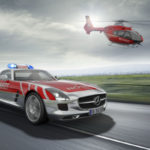 Mercedes SLS AMG Emergency Vehicle