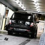 Range Rover Lansky od SR Auto