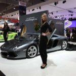 Lamborghini Aventador w Australii