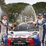 Robert Kubica rajdowym mistrzem świata WRC-2