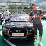 Robert Lewandowski dostał nowe Audi RS 7
